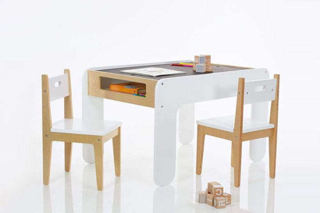 Best Kids Table & Chairs: Hip Kids