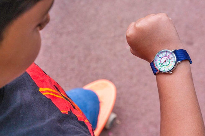 What to look for when buying a kids watch