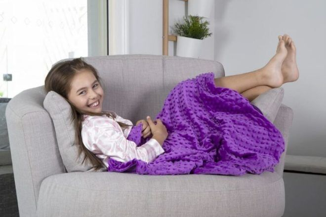 Best weighted blankets for kids: Changing Seasons