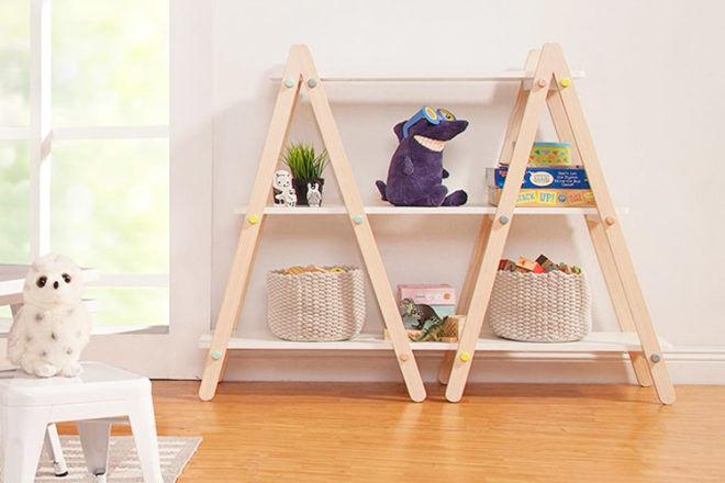 Best Kids Bookshelf: Babyletto Dotti Bookshelf