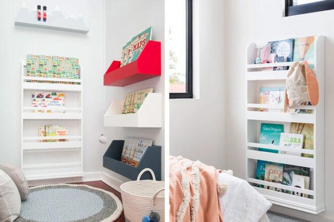 Best Kids Bookshelf: Willow & Wood