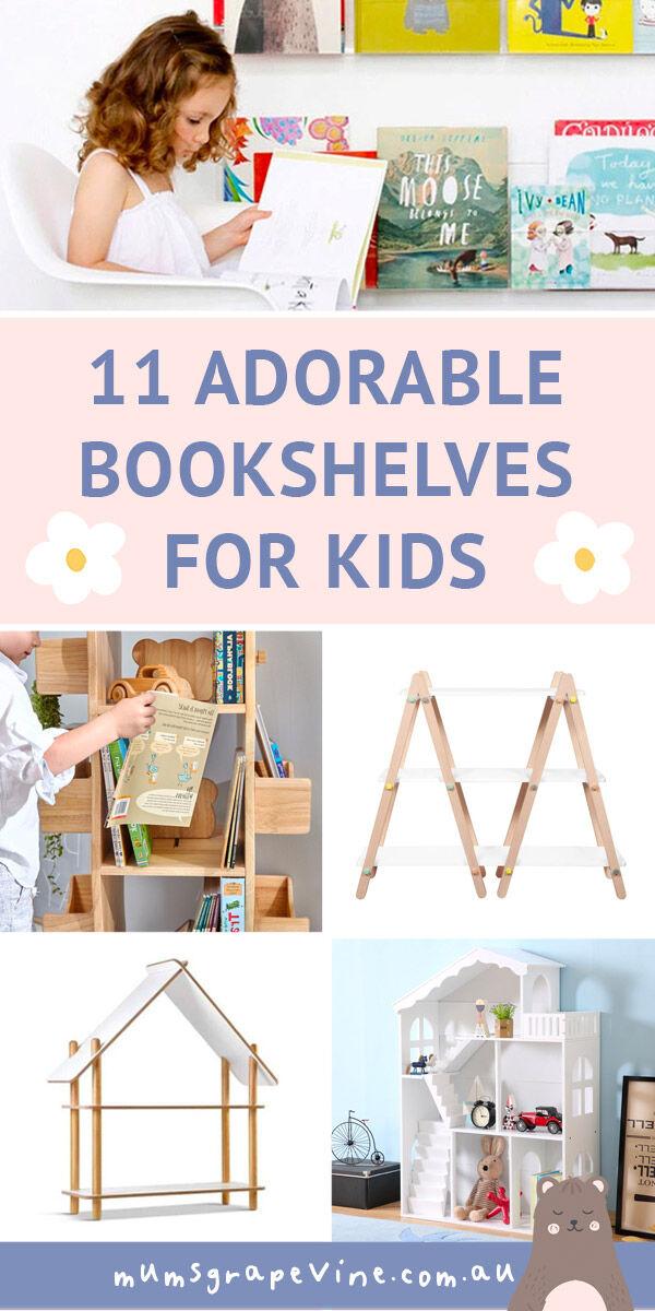 11 best kids bookshelves for 2021 | Mum's Grapevine
