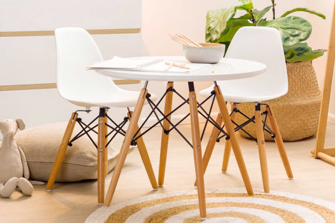 Best Kids Tables and Chairs: Mocka