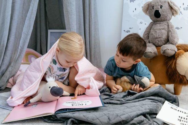 Best weighted blankets for kids: Neptune Blanket