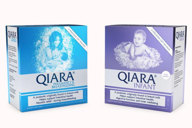 Qiara review: Pregnancy & Breastfeeding probiotic