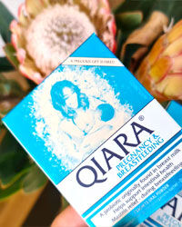 Qiara breastfeeding probiotic review