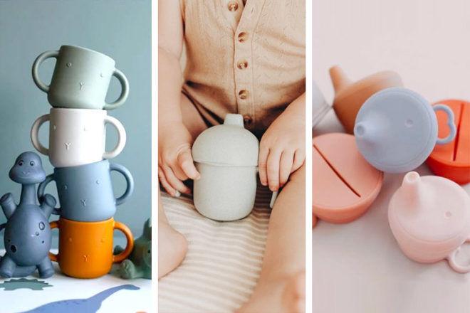 19 crazy-cute sippy cups | Mum's Grapevine
