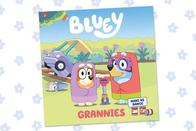 Bluey Book Grannies