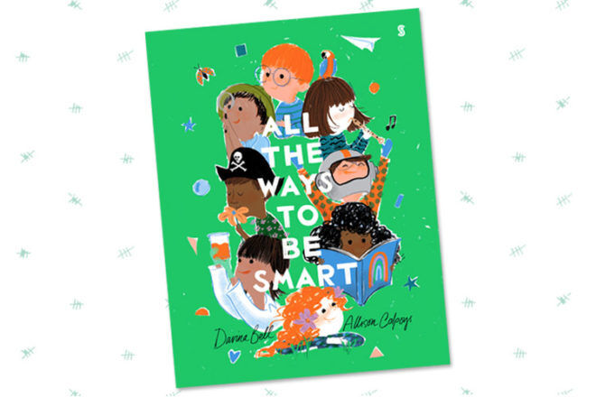 Book Review: All the Ways to be Smart by Davina Bell | Mum's Grapevine