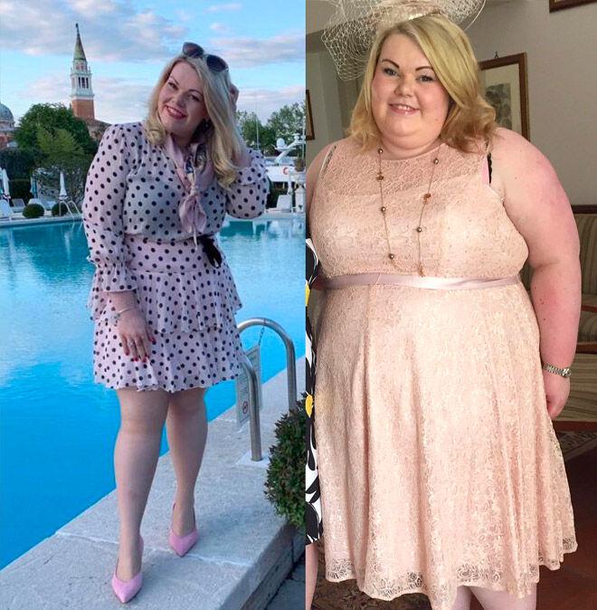 Charlotte Wheeler Smith weight loss