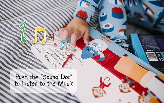 Ditty Bird Sound Dots