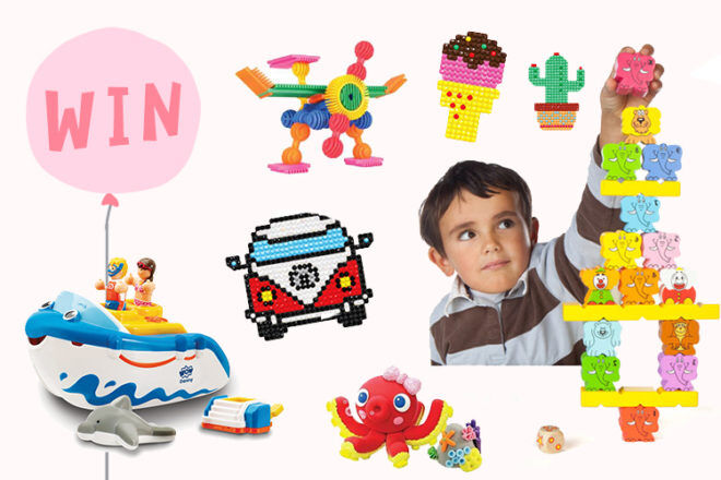 Win a kids activity prize pack