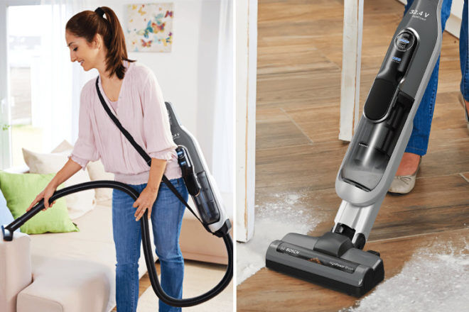 Best Stick Vacuums: Bosch Athlet