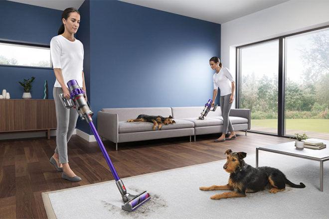 Best Stick Vacuums: Dyson V10 Animal+