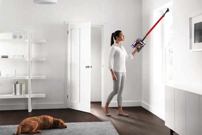 Best Stick Vacuums: Dyson V8 Animal