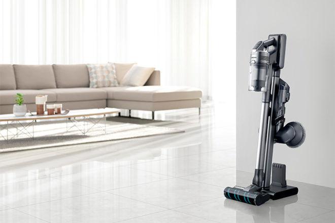 Best Stick Vacuums: Samsung Jet