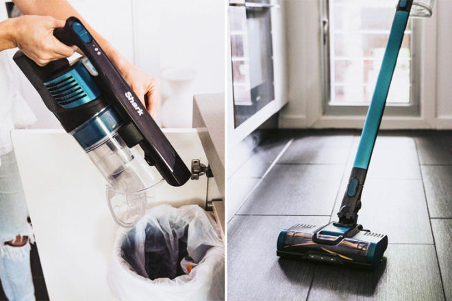 Best Stick Vacuums: Shark Rocket Cordless