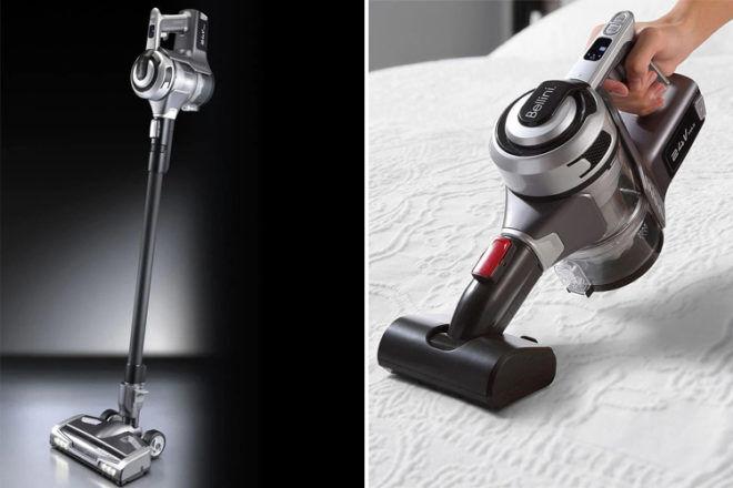 Best Stick Vacuums: Bellini Handstick
