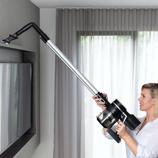 Best Stick Vacuums: Wertheim Evolution
