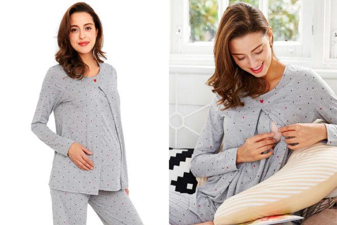 Best Maternity Sleepwear: Mamaway