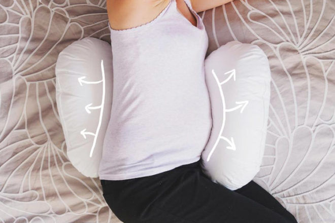 The Best Pregnancy Pillows: The Butterfly Maternity Pillow