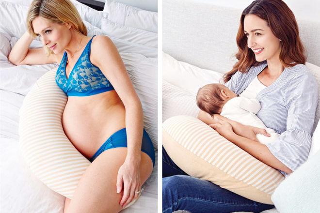 Best Pregnancy Pillow: Mamaway