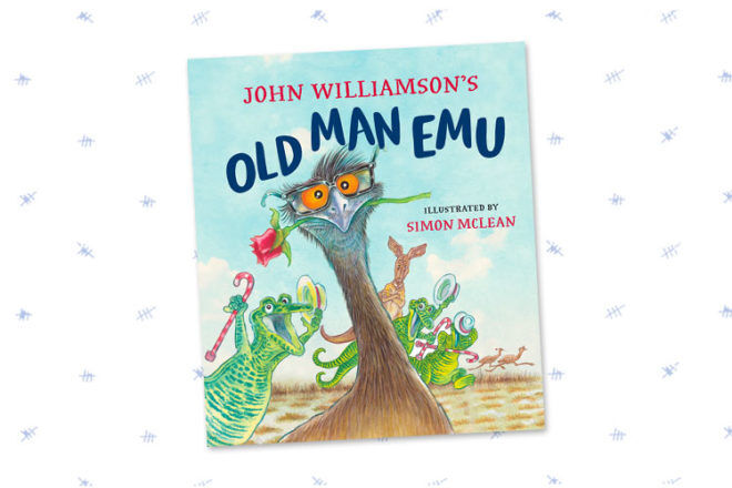Book Review Old Man Emu