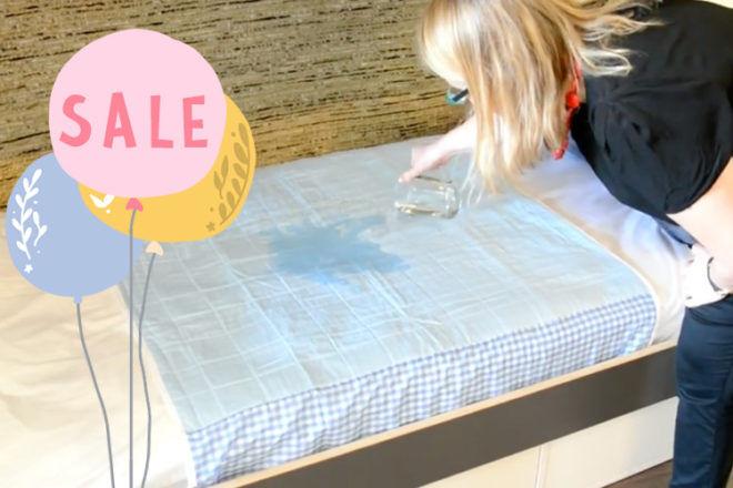 Brolly Sheets sale FI
