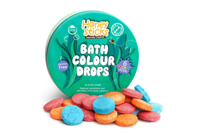 Best Toys for 18 Month Olds: Honeysticks Bath Drops