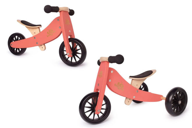 Best Toys for 18 Month Olds: Kinderfeets Tiny Tot Trike