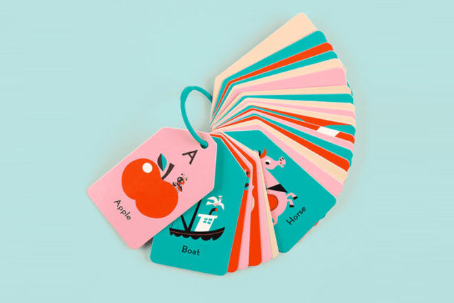 Best Toys for 18 Month Olds: Mudpuppy Flash Cards