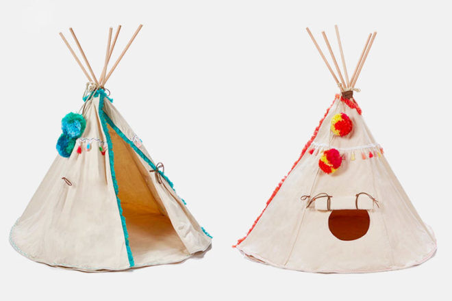 Best Toys for 18 Month Olds: Nana Huchy Dolls Teepee
