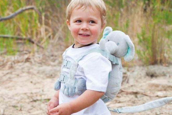 Best Toys for 18 Month Olds: Playette Harness Buddy