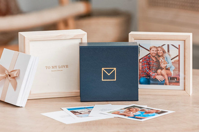 Gifts for dads: NoteCube personalised notes