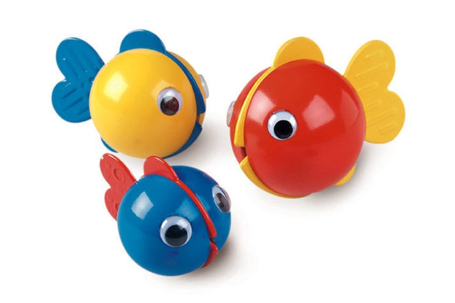 Gifts 6-12 months: Ambi Toys Bubble Fish