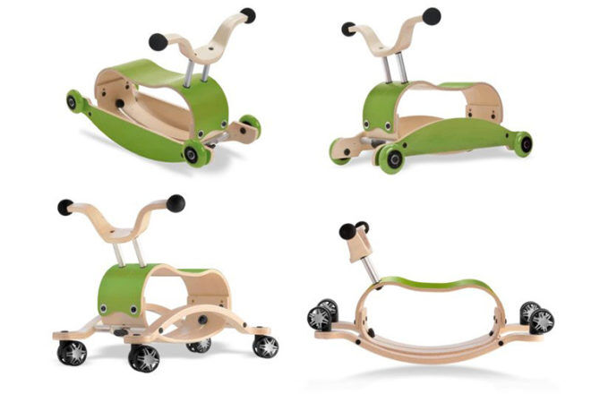 Toys for babies 6-12 months: Wishbone Mini-Flip Deluxe