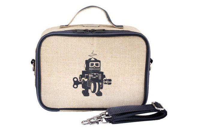 Best Robot Toys & Gifts: SoYoung Insulated Robot Lunch Bag
