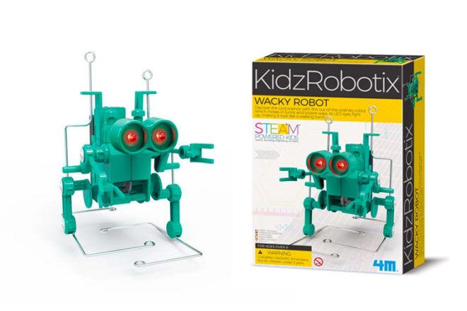 Best Robot Toys: KidsRobotix Wacky Robot