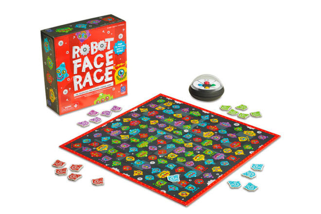 Best Robot Toys: Learning Resources Robot Face Race