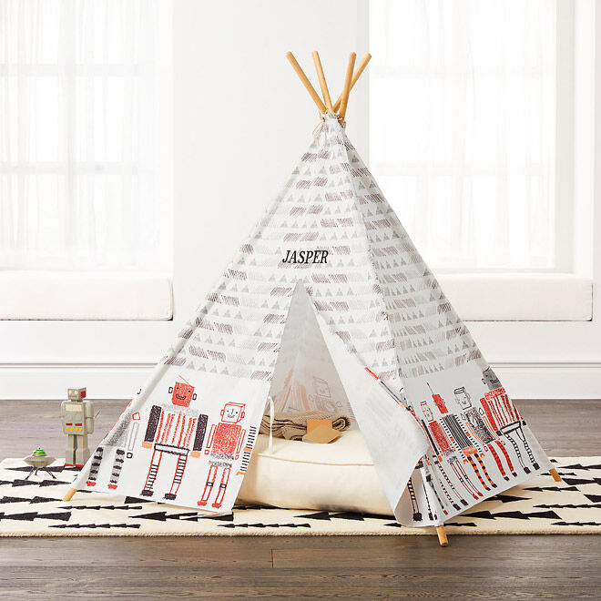 Robot Toys and Gifts: Robot Teepee Crate & Kids