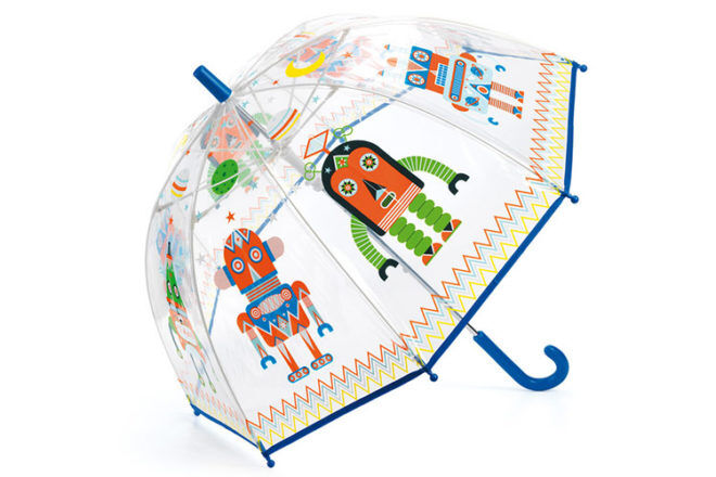 Best Robot Toys and Gifts: Djeco Robot Umbrella
