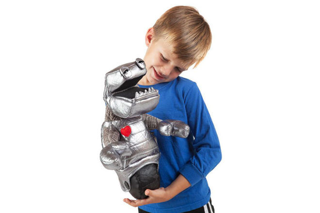 Best Robot Toys and Gifts: Folkmanis Robot Puppet