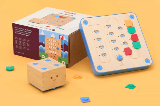 Best Robot Toys and Gifts: Primo Toys Cubetto