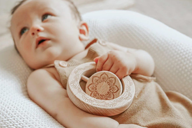 Best Teething Toys: Fox & Willow