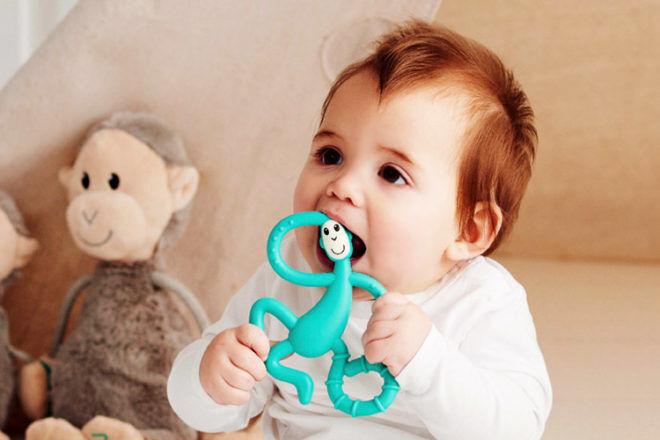 Best Teething Toys: Matchstick Monkey