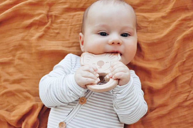 Best Teething Toys: My Little Giggles