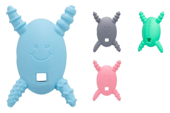 Best Teething Toys: The Molar Magician