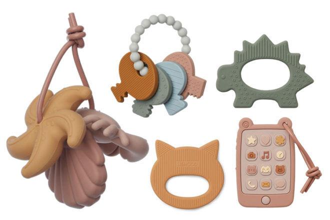 Best Teething Toys: Liewood