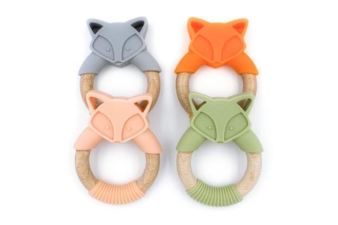Best Teething Toys: My Luxeve