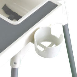 Toddle Way IKEA high chair cup holder